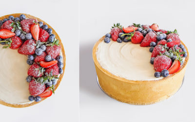 Perfect Baked Cheesecake | The Ultimate Guide!