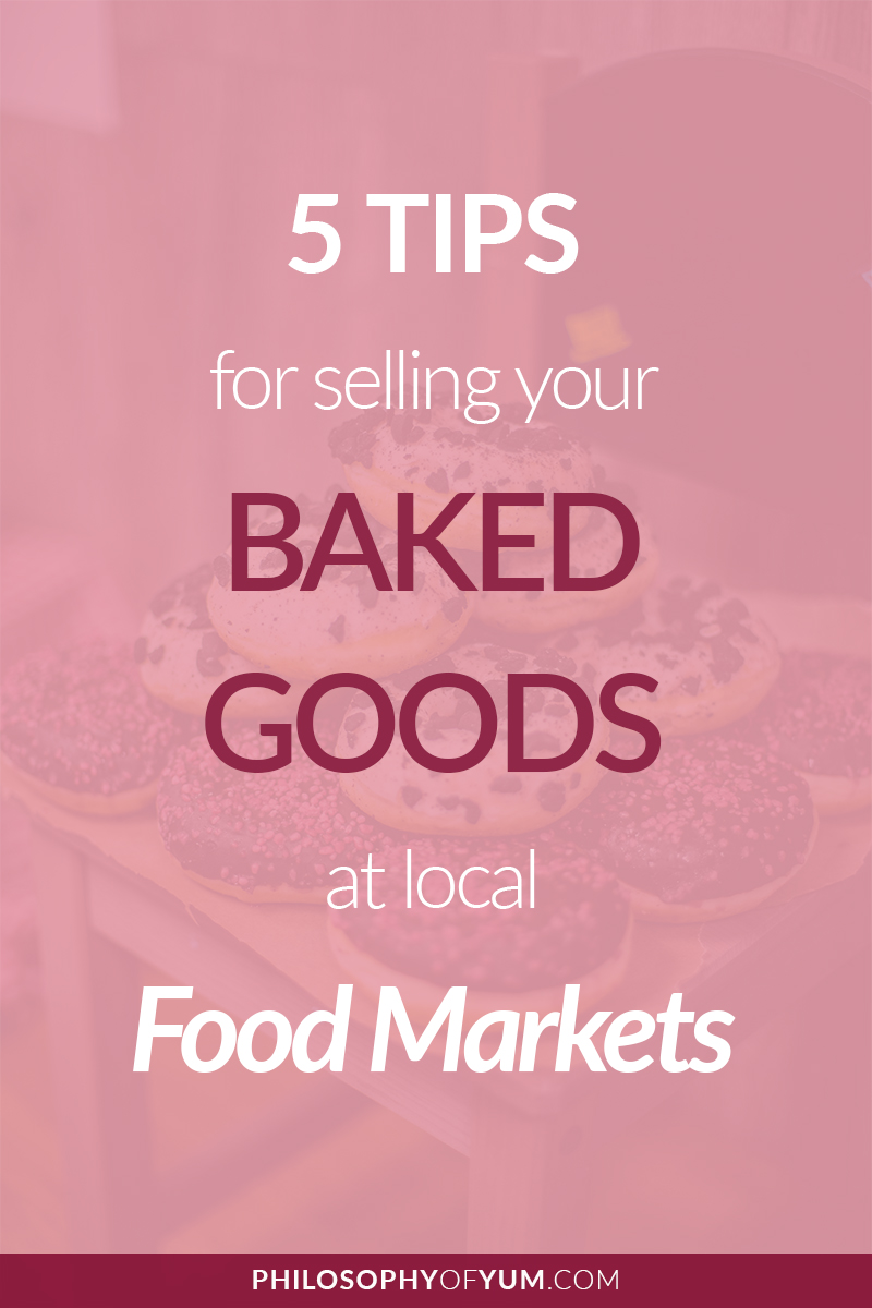 Food Market stalls can be great because you can showcase your bakes, create awareness for your Home Bakery Business & make some good money. But what causes success or failure for Food Market Stalls? Here are 5 key things you need to know about selling your home baked goods at a food market stall. #homebakery #cakebusiness #foodmarket #farmersmarket #bakingbusiness