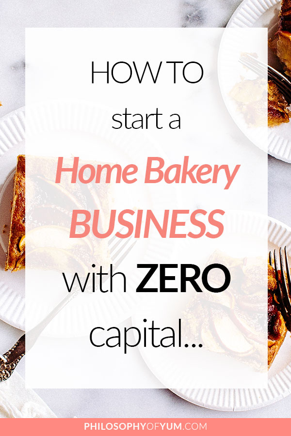 It's a TOTAL LIE that you need heaps of money and fancy, expensive kitchen equipment to start a Home Bakery Business! All you need is a hand mixer, the oven that's already in your kitchen and a mixing bowl - that's it. Click through to start building your own full time Home Bakery Business. #homebakery #bakingbusiness #cakebusiness #cupcakebusiness #homebaking