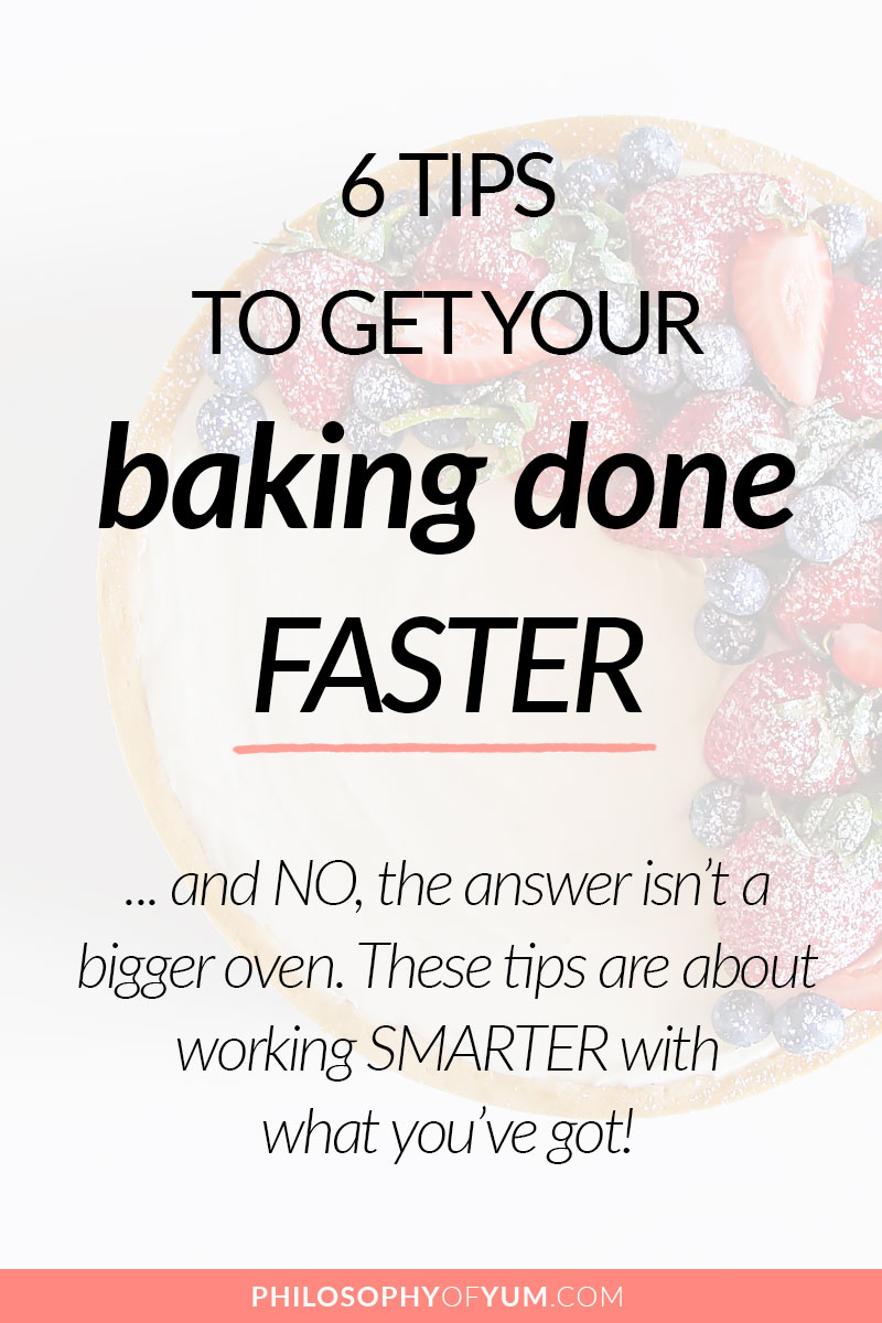 All Home Bakers want to get their baking done faster, because higher productivity means higher profit margins! Not to mention MORE time with family! The mistake we often make is to think that hard work = productivity, which is a recipe for burnout! Learn how to boost your Home Bakery Business's productivity by working SMARTER, not harder. #homebakery #bakingbusiness #homebaking #baking