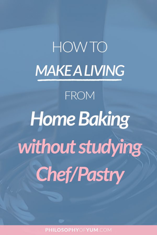 It's a TOTAL lie that you need a baking qualification in order to build a successful Home Bakery! Learn how to take control of growing your baking skills - for free and start the Home Bakery Business you've been dreaming of for so long! Click through to get started. #homebakery #cakebusiness #bakefromhome