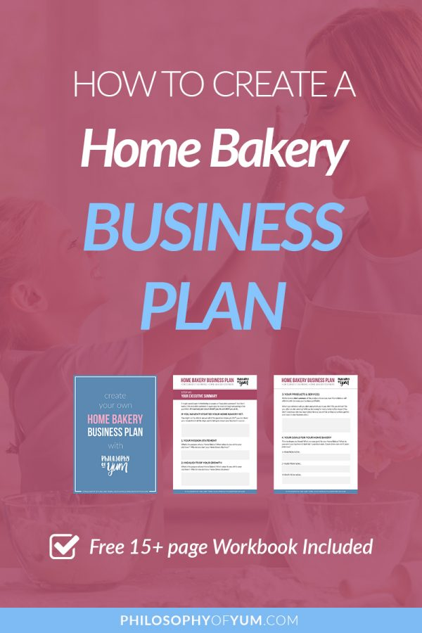 Want to sell your home baked goods, but have no idea where to START?? This Home Bakery Business Plan is the perfect tool to help you take your first steps! Click through to get this free template now >> #homebaking #homebakery #bakingbusiness #athomebakery #homebusiness