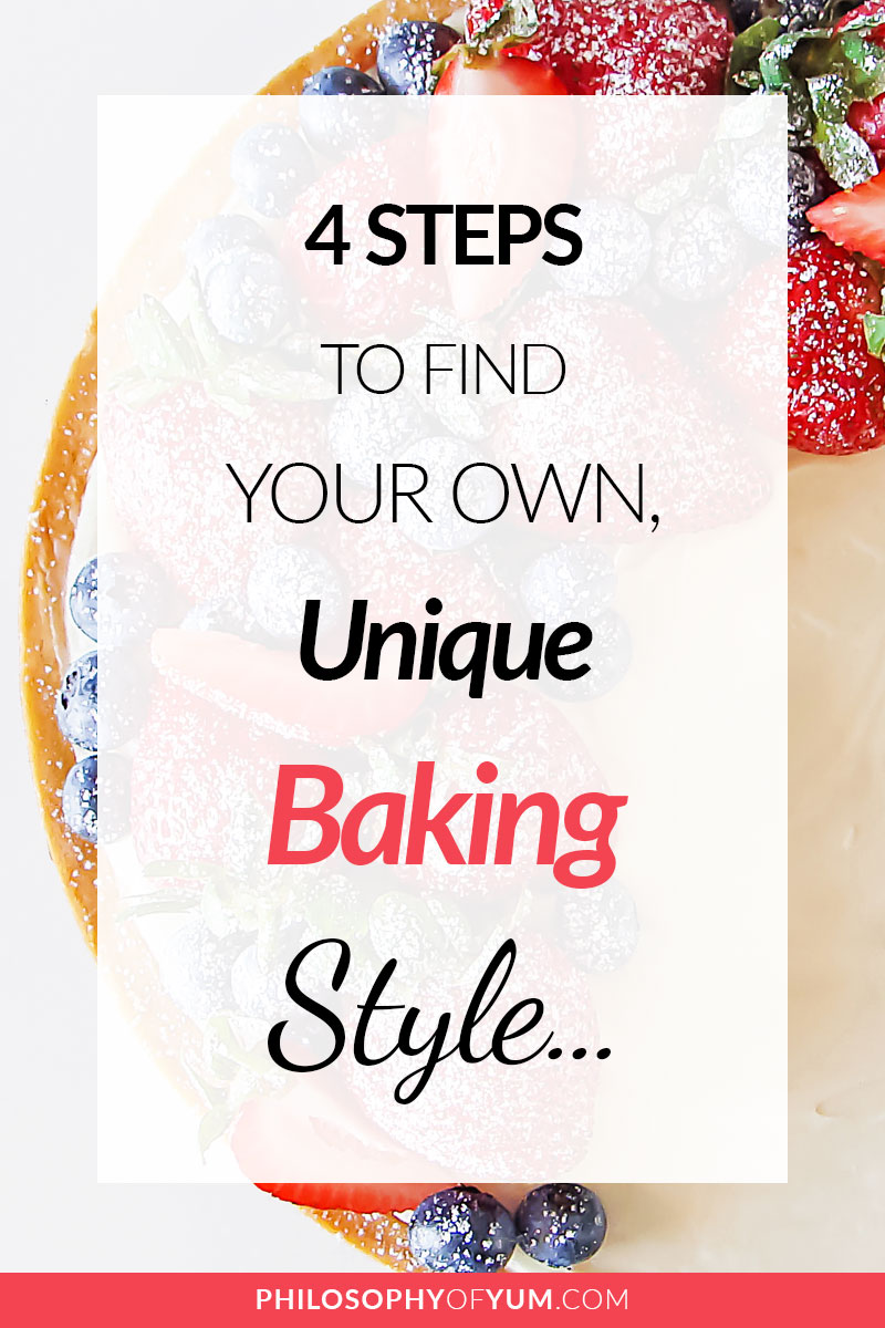 A unique baking style makes your Home Bakery Business STAND OUT in the crowd! And believe it or not, YOU also have your own style hiding inside of you. With a few simple steps you can unleash your creativity and find your own baking style. Click through to learn how! #baking #homebaking #cakes #homebakery #bakingbusiness