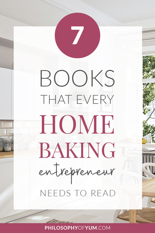 "YES, reading is ""boring"", but a successful baking business sure isn't! Don't avoid reading books like I did for the first 4 years in my home bakery. Experts seriously share $1500 worth of information in their books which they sell for $10 - $15! When I finally started reading books to help my business, I became fully booked for up to months in advance. Start reading these books NOW so that you can get more home baking business clients & sales! #homebaking #homebakery #bakingbusiness #athomebakery"